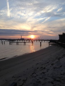Somers Point, NJ Sunset