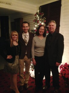 The Haviland's Christmas 2014