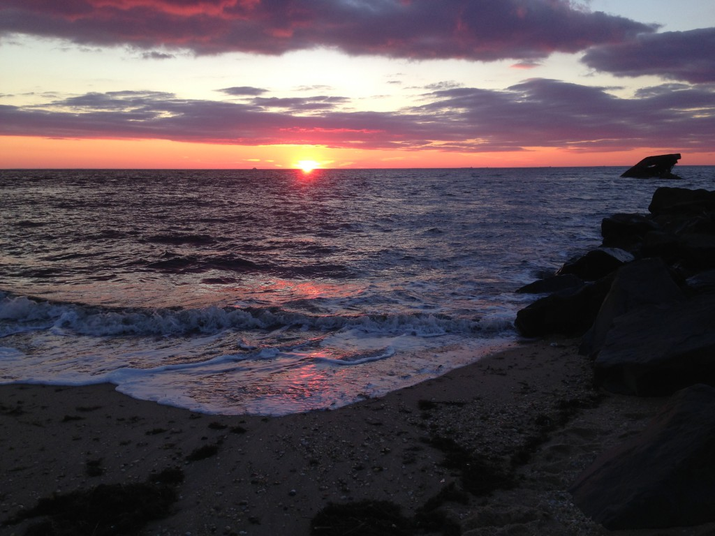 Sunset Beach, Cape May NJ