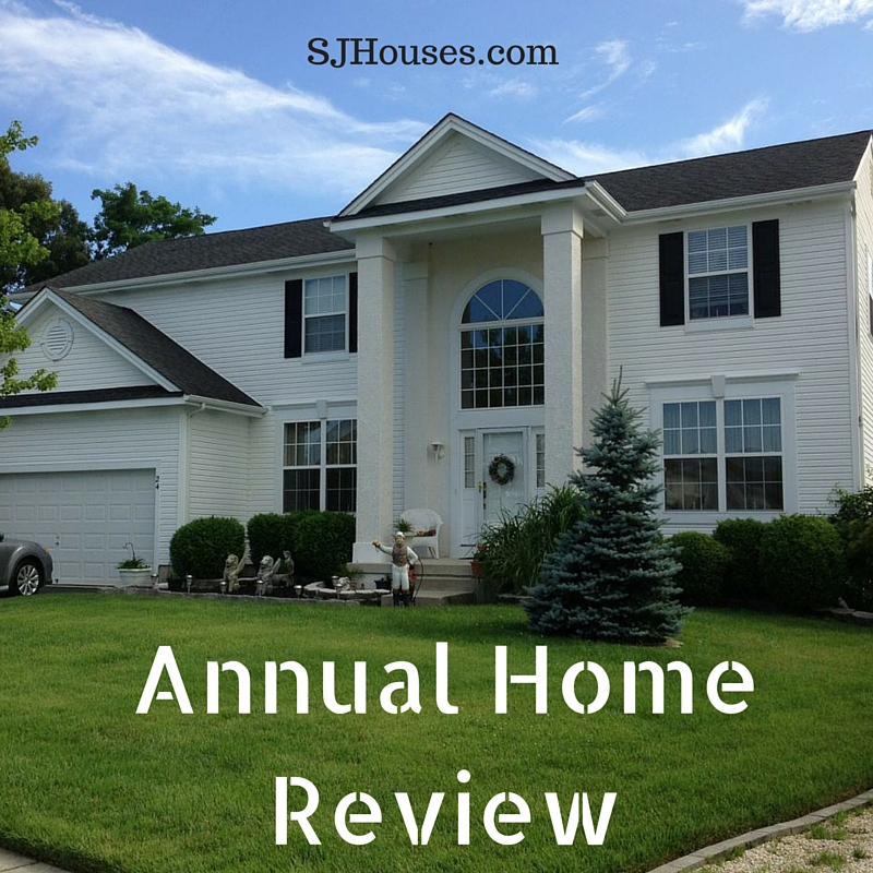 Annual Home Review