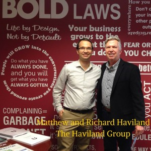 Matthew and Richard Haviland The Haviland Group