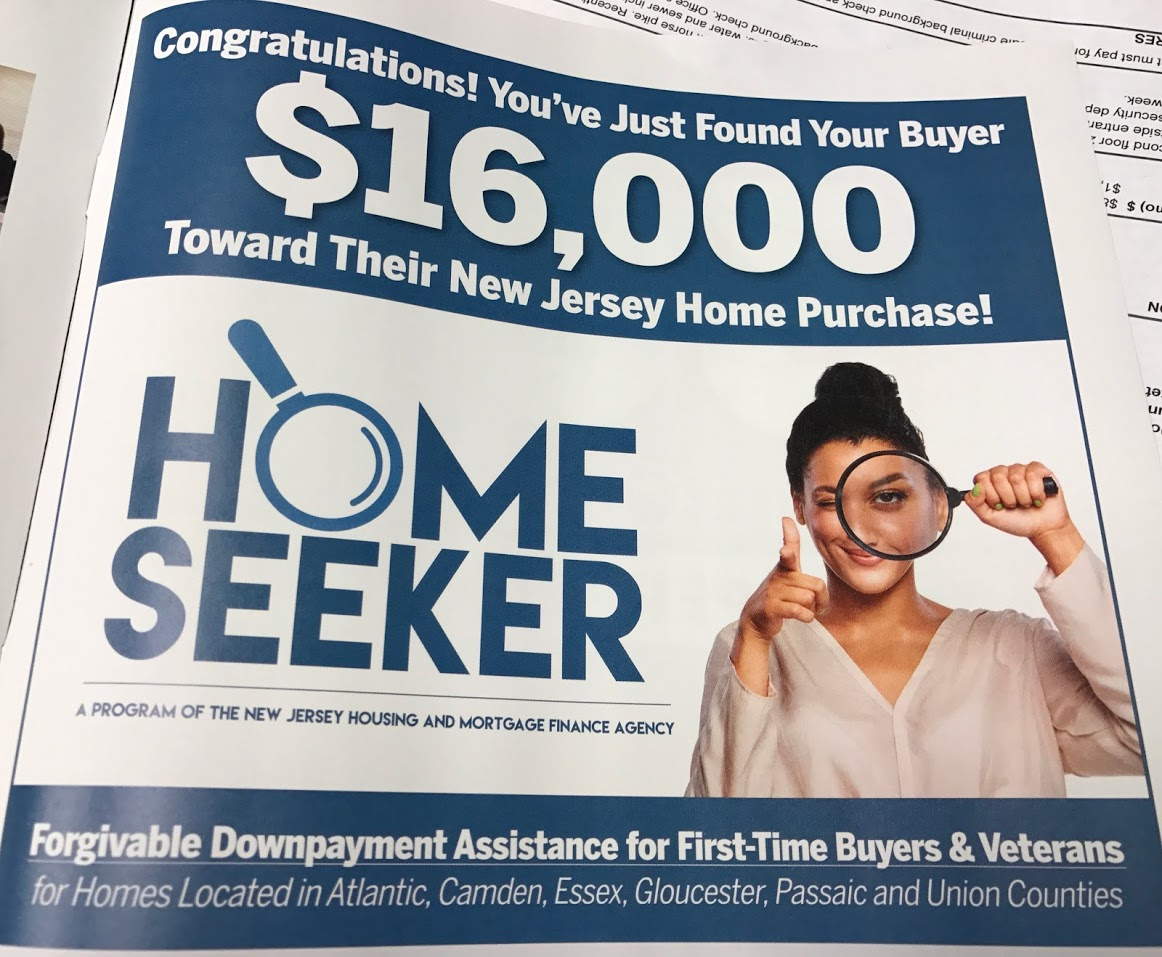 $16,000 Grant For First Time Home Buyers And Veterans In NJ
